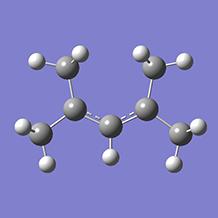 1,1,3,3-tetramethylallyl cation