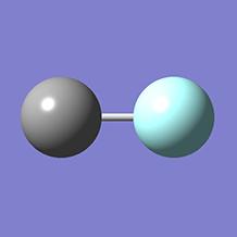 carbon monofluoride cation