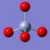 chromium tetraoxide dianion