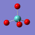 molybdenum tetraoxide dianion