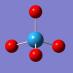 tungsten tetraoxide dianion